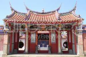 Temple Dicanwang in Lukang, Taiwan