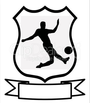 Soccer Sport Shield