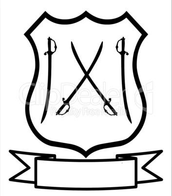 Sword Fencing Sport Shield