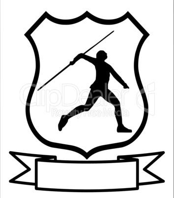 Javelin Thrower Shield