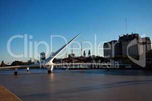puente de la mujer bridge of the women designed by santiago cala