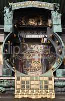 Anchor Clock In Vienna