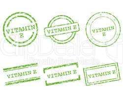 Vitamin E Stempel