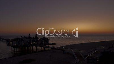 Sunrise Sellin Pier