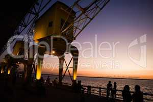belem waterfront