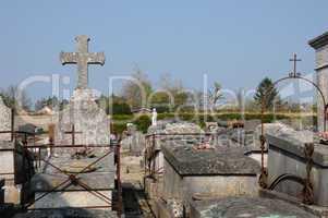 France, the cemetery of Aincourt Val d Oise