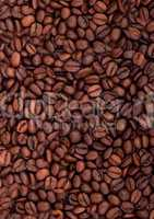 Background of coffee bean..