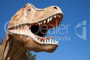 Aggressive T-Rex