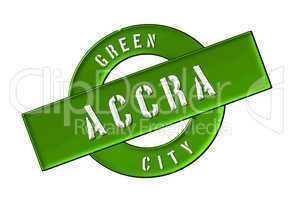 GREEN CITY ACCRA