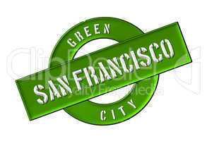 GREEN CITY SAN FRANCISCO
