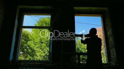 House Renovation - Installation of New Window