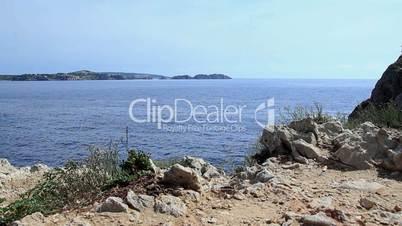 Küste auf Mallorca
