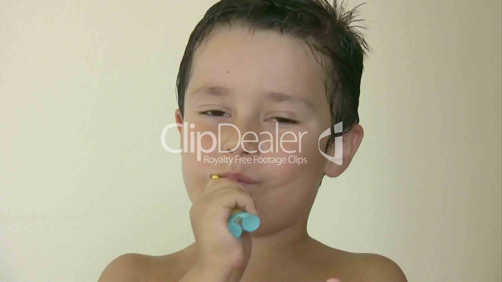 Little boy in bath: Royalty-free video and stock footage