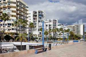 Marbella Apartment Buildings