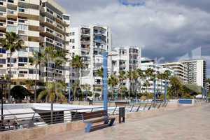 Marbella Apartment Buildings