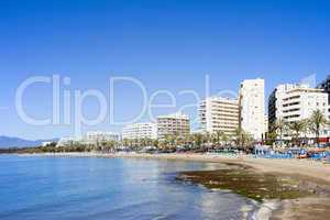 Resort City of Marbella in Spain