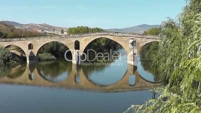 Brücke in Puente de la Reina