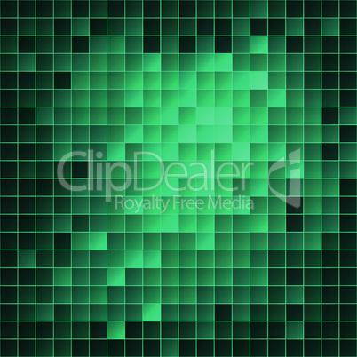 Azure EPS10 mosaic background