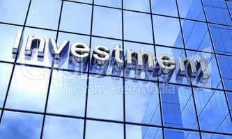 Bank Konzept - Investment