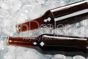 Cola auf Eis