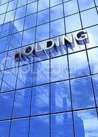 Look up 4 Holding blue
