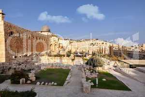 Jerusalem al aqsa mosque
