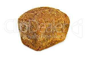 Rye bread rectangular