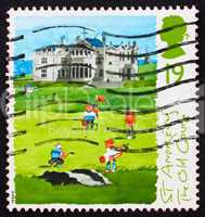 Postage stamp GB 1994 St. Andrews, old course