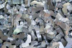Aluminiumrecycling Aluminum recycling