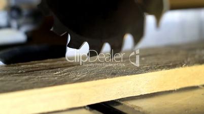 Saw - cuts wood