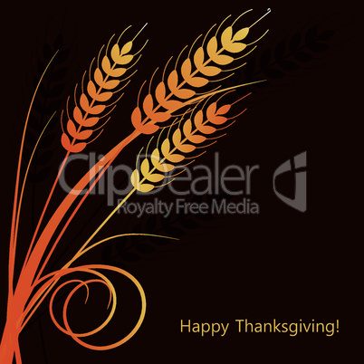 vector fall background
