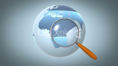 Global searching