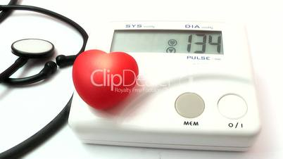 Blood Pressure Gauge,