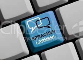 Online Sprachen lernen