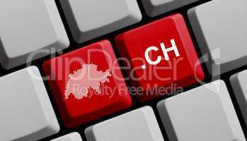 .ch - Schweizer Domain