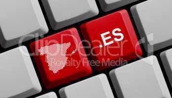 .es - Spanische Domain