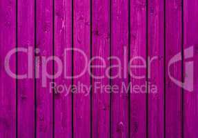 Holzbretter violett