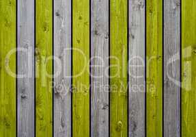 Holzbretter gelb grau