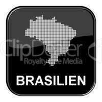 Glossy Button Brasilien