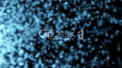 Abstract backgrounds, Particles, random motion of particles