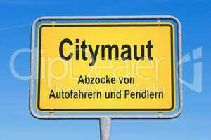 Citymaut - Abzocke