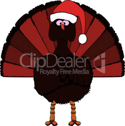 Another Christmas Turkey.