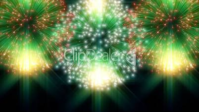 Feuerwerk - Background Animation