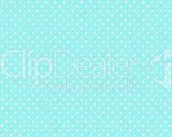 Hellblauer Hintergrund mit weißen Punkten