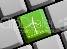 Windkraft online