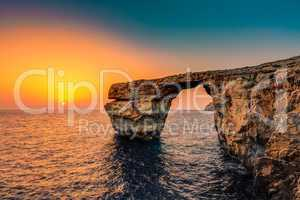 Azure Window, Malta