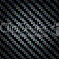 Carbon fiber texture, bound crosswise fibers background