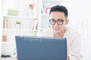 Southeast Asian male online