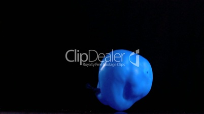 Water balloon bouncing