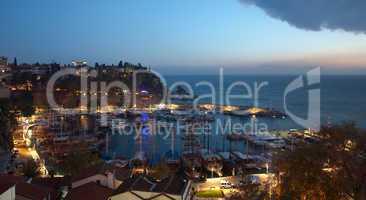 Antalya at Turkey